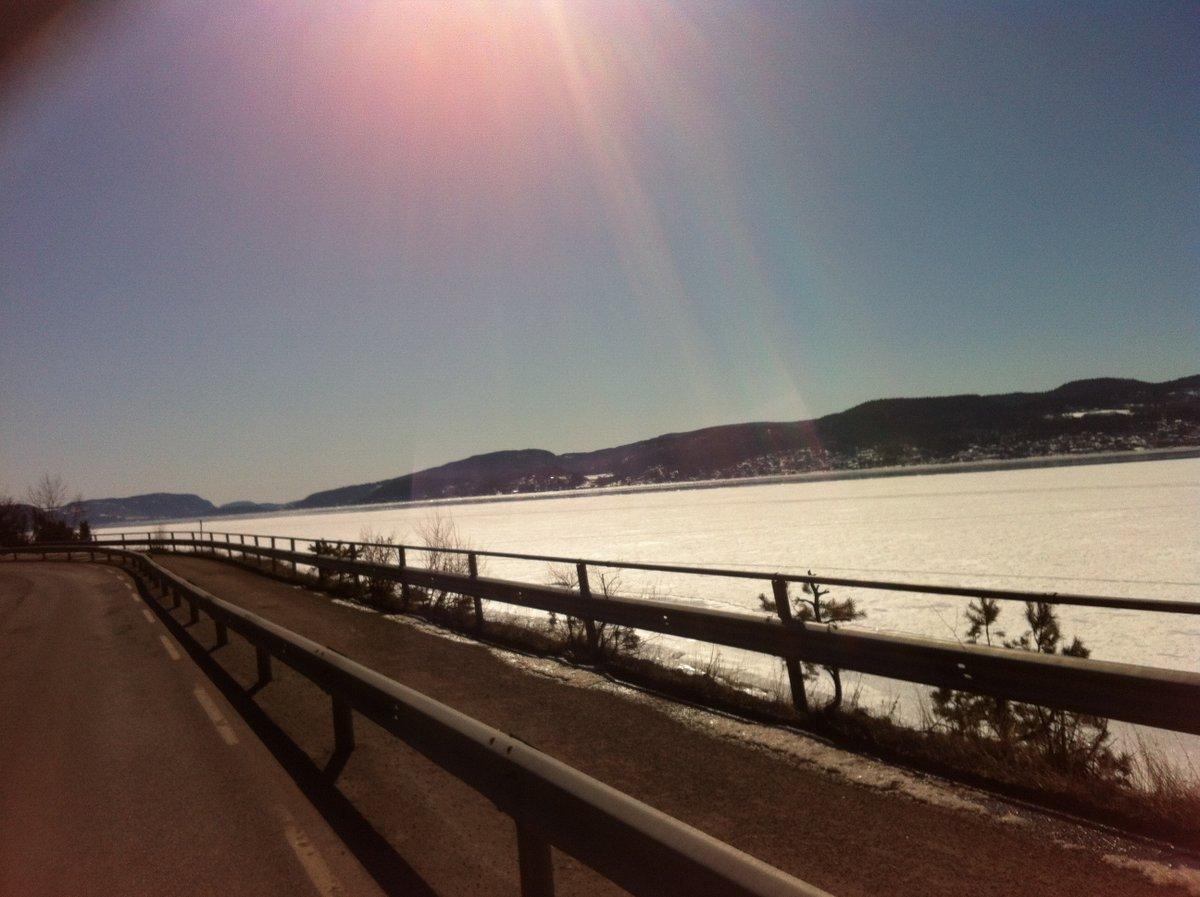 Sol Drammensfjorden