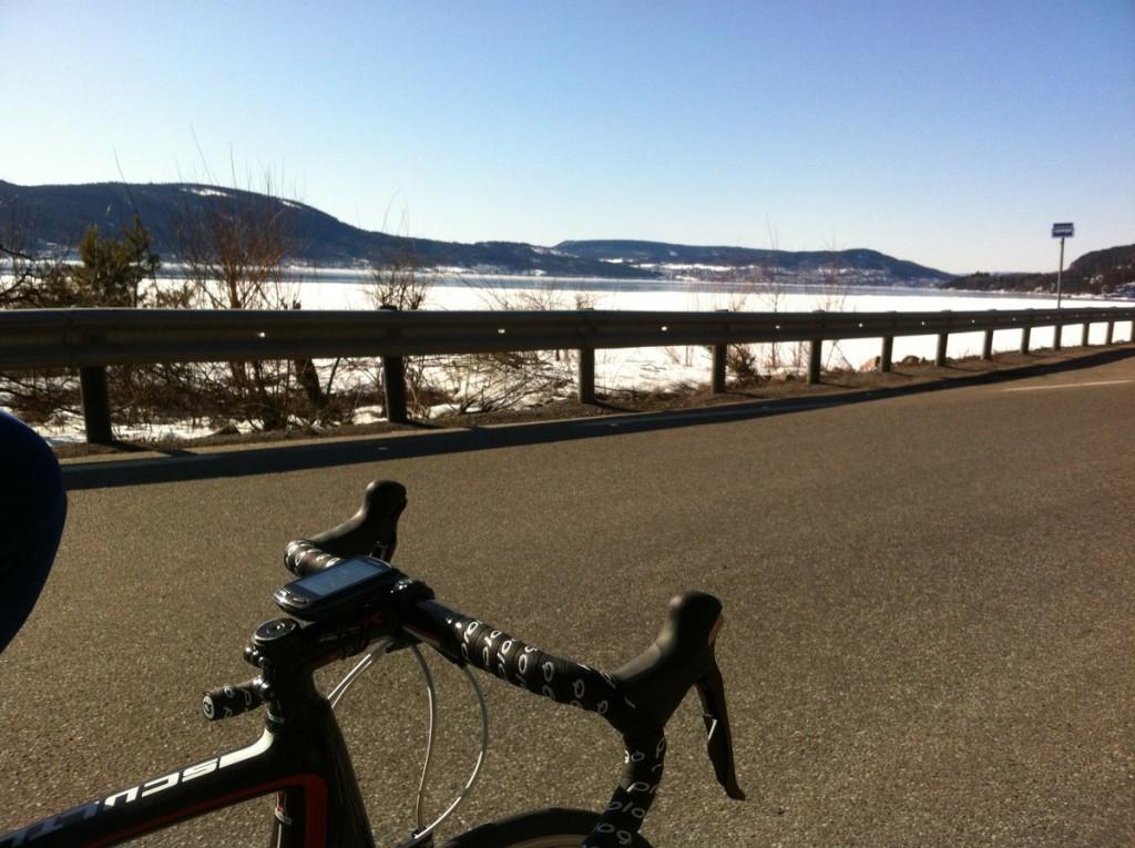 Sykkel godvær