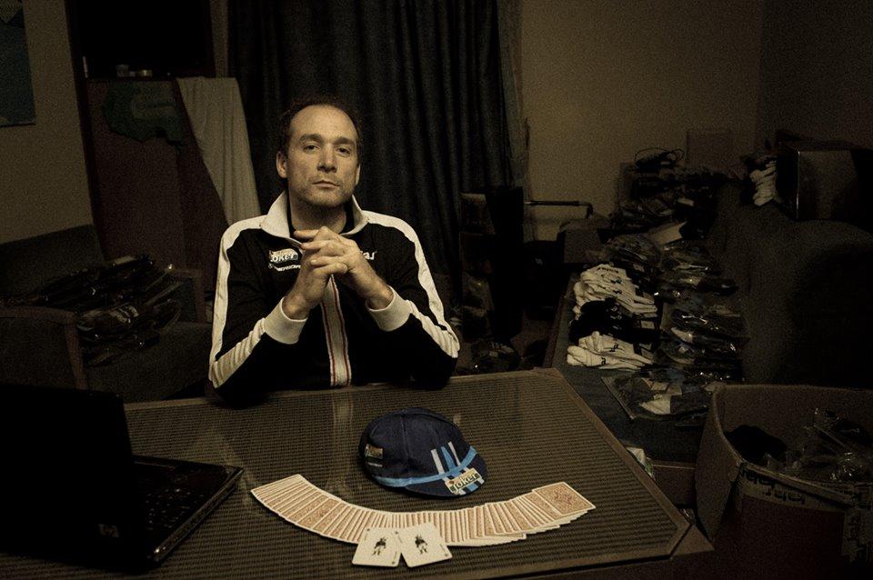 Sportsdirektør poker