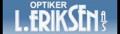 Optiker L. Eriksen